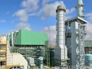 �建核�公司承建的伊拉克��~拉�合循�h�站正式���