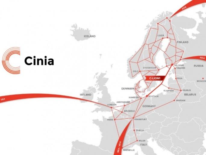 芬兰计划接入北极海底光缆系统arctic connect