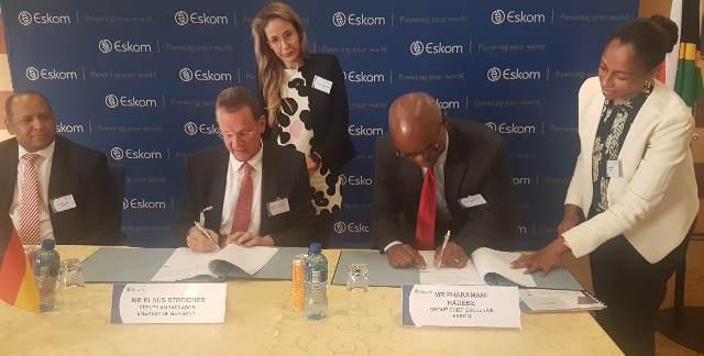 德国复兴信贷银行1亿美元改善南非的输电网络