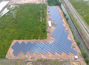 夏普完成印度尼西亚体育中心1.6兆瓦太阳能项目