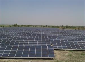 Juwi在印度建造了135MW太阳能园