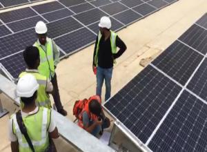 宜家在印度海得拉巴屋顶太阳能发电厂投产