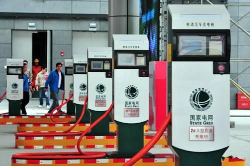 详情     鼓励发展新能源汽车的政策落地以来,一批新能源充电桩纷纷