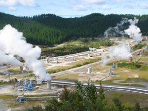 中国核电首个地热发电项目在西藏成功开钻
