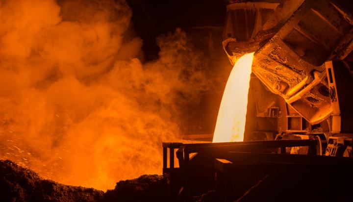 塔塔钢铁称新技术可减少钢铁生产中的一半排放