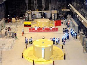 厄瓜多尔美纳斯水电站首台机组并网发电