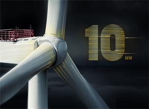 MHI维斯塔斯推出其首台10兆瓦风力发电机组