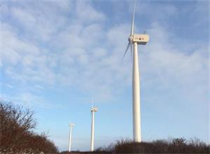 三井在俄罗斯东部岛上安装风力涡轮机
