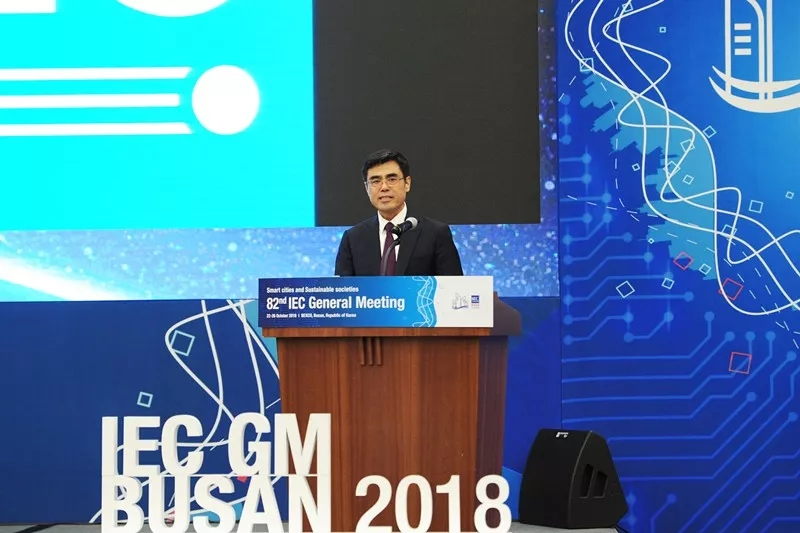 国家电网董事长舒印彪当选国际电工委员会主席