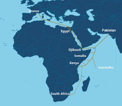peace海底光缆系统进入电缆制造阶段