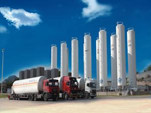 石家庄首座大型LNG应急储备站正式投运