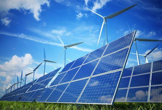 至2018年底我国风电、光伏累计装机3.6亿千瓦