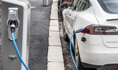 瑞典宣布到2030年禁止销售燃油车