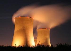 2018年我国核电发电量约2944亿千瓦时