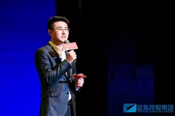 蒋承志作《2018年度智慧能源董事长报告》