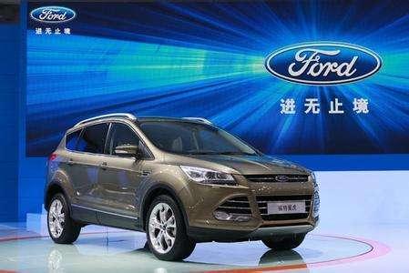 福特中国困局:销量不振、产品单一、频繁人事变动
