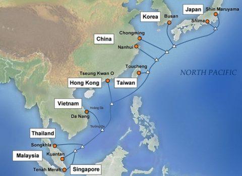 越南两条国际海缆维修中 互联网连接受严重影响