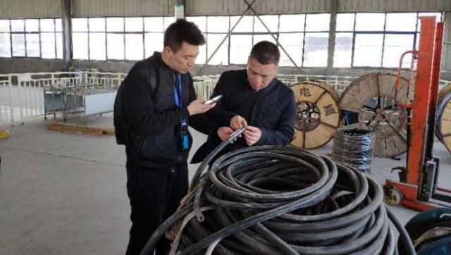 上海破获一起3000万元假冒电线电缆案 8个市政工程受害