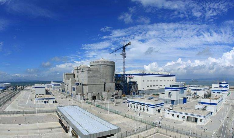福清核电站1至4号厂房通过最终竣工验收机组精加工食品设计图片