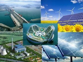 中国水电、风电、光伏发电装机规模均稳居世界首位