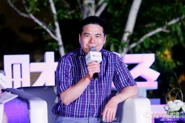 蒋锡培:企业引领行业才能发展更大更好