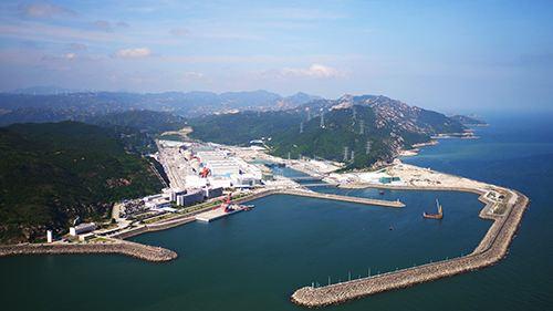 阳江核电6台规划机组全部投产 预计年发电量达480亿千瓦时