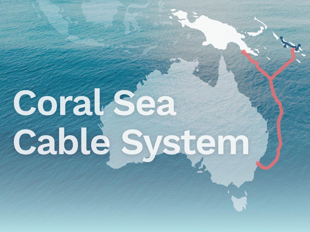 所罗门群岛国家公积金为Coral海底光缆提供13