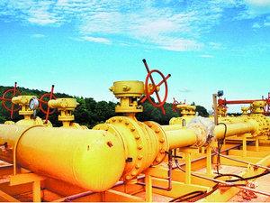 西气东输向香港输送天然气76.4亿立方米