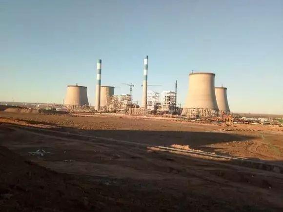 特变电工天池能源北一电厂工程1号机组投入商业运行