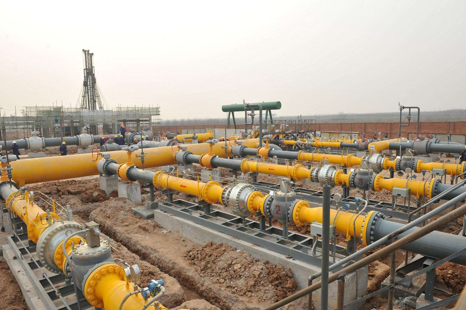 冬季供暖期来临 我国液化天然气开启暴涨模式