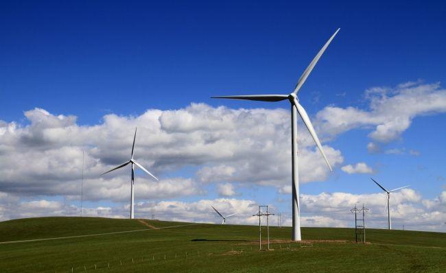风电迈向高质量发展新阶段 分散