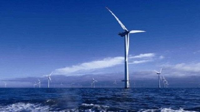 欧盟400万英镑资助漂浮式海上风
