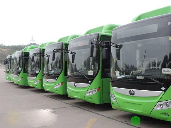佛山拟补贴新能源公交车