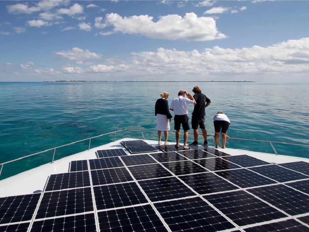 印度第六次延长4兆瓦浮式太阳能