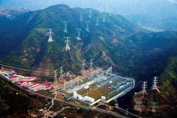 昌吉-古泉±1100kV特高压直流输电线路工程