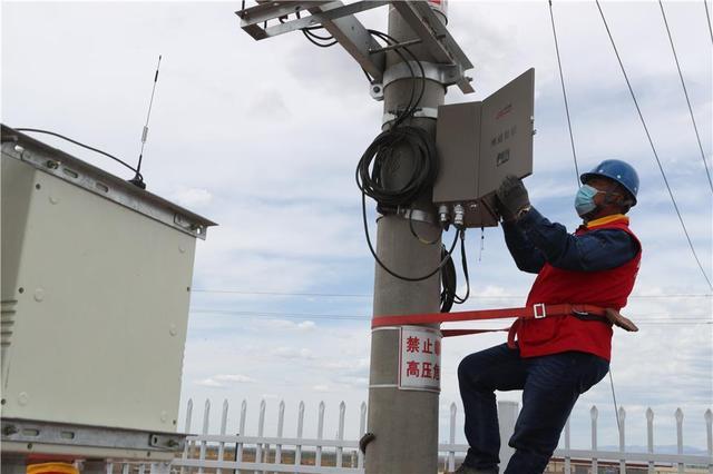 新疆新增一条跨国供电线路