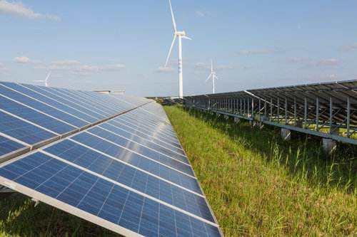 前5月核电、风电、太阳能发电量同比增长