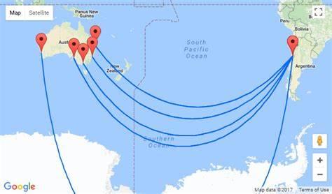 智利筹建海底光缆系统连接澳大利
