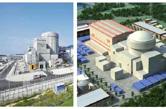 """我国新核准2个核电项目均采用""""华龙一号""""技术"""