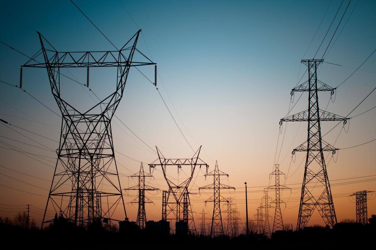 蒙西—晋中1000千伏特高压交流工程线路全线贯通
