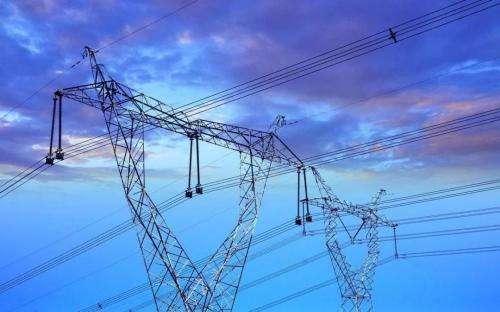 能源局:8月全社会用电量同比增7.7%