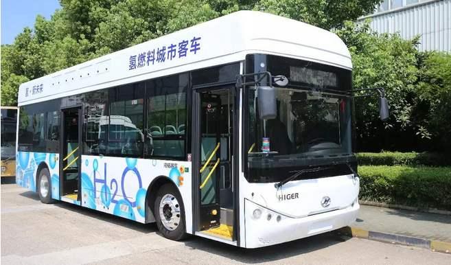 百站、千亿、万辆:上海将打造燃料电池汽车产业聚集地带