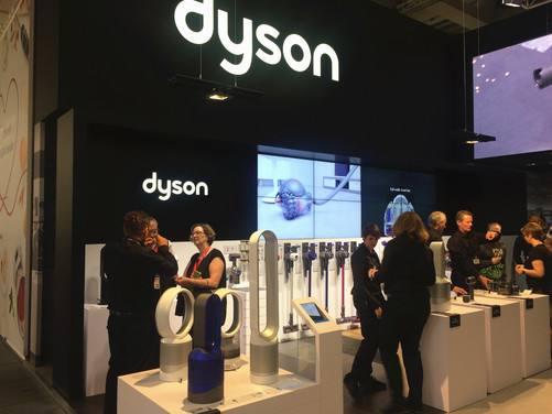 戴森计划未来5投36亿美元开发电池、机器人、AI