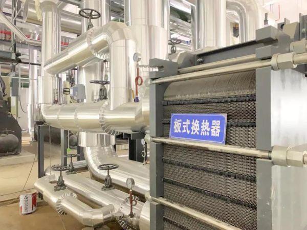 能源站内部设备图