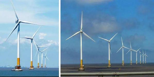 上海东海大桥风电场