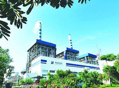 东方电厂成海南首个百万千瓦级电厂