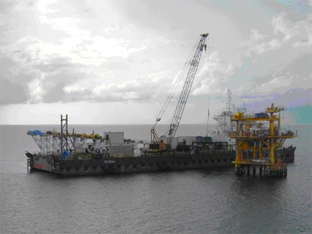 目前国内海底电缆能生产的电压等级多是220kv及以下,并且以交联聚乙烯